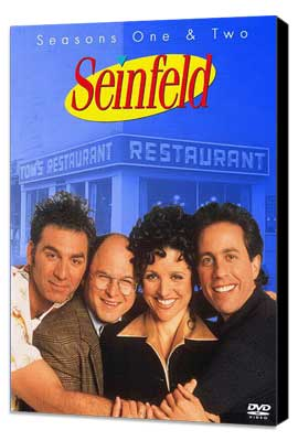 Seinfeld - 11 x 17 TV Poster - Style D - Museum Wrapped Canvas