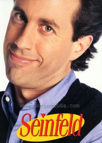 Seinfeld - 43 x 62 Movie Poster - Bus Shelter Style A