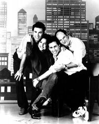 Seinfeld - 8 x 10 B&W Photo #1