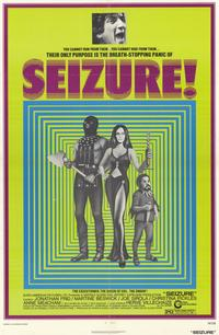 Seizure - 11 x 17 Movie Poster - Style A