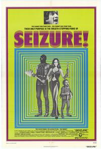 Seizure - 27 x 40 Movie Poster - Style A