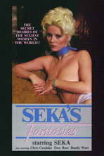 Seka's Fantasies - 11 x 17 Movie Poster - Style A