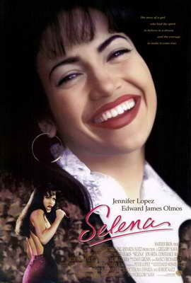 Selena - 27 x 40 Movie Poster - Style A