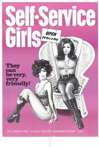Self Service Girls - 43 x 62 Movie Poster - Bus Shelter Style A