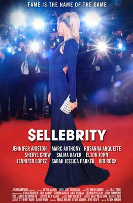 Sellebrity - 27 x 40 Movie Poster - Style B