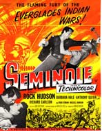 Seminole - 11 x 17 Movie Poster - UK Style A