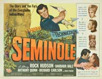 Seminole - 22 x 28 Movie Poster - Half Sheet Style A