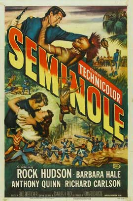 Seminole - 11 x 17 Movie Poster - Style A