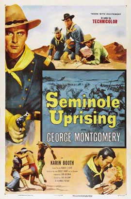 Seminole Uprising - 11 x 17 Movie Poster - Style A