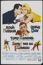Send Me No Flowers - 11 x 17 Movie Poster - Style A