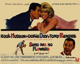 Send Me No Flowers - 11 x 14 Movie Poster - Style A
