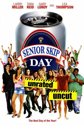 Senior Skip Day - 27 x 40 Movie Poster - Style A