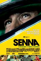Senna - 11 x 17 Movie Poster - Brazilian Style A