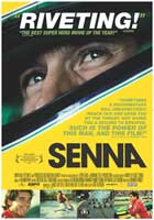 Senna - 43 x 62 Movie Poster - Canadian Style A