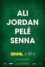 Senna - 27 x 40 Movie Poster - Style B