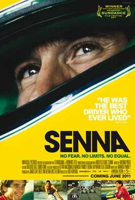 Senna - 43 x 62 Movie Poster - UK Style A