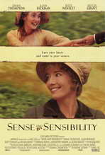 Sense and Sensibility - 11 x 17 Movie Poster - Style B