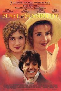 Sense and Sensibility - 43 x 62 Movie Poster - Bus Shelter Style A