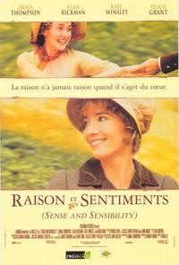Sense and Sensibility - 11 x 17 Movie Poster - Belgian Style A