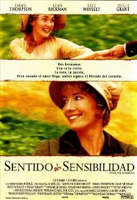 Sense and Sensibility - 27 x 40 Movie Poster - Spanish Style A
