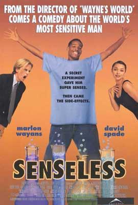 Senseless - 11 x 17 Movie Poster - Style A