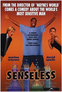 Senseless - 43 x 62 Movie Poster - Bus Shelter Style A