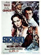 Senso - 11 x 17 Movie Poster - Italian Style C