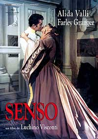 Senso - 11 x 17 Movie Poster - French Style A