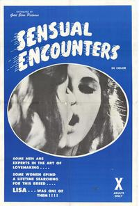 Sensual Encounters - 27 x 40 Movie Poster - Style A