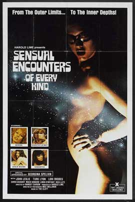 Sensual Encounters of Every Kind - 11 x 17 Movie Poster - Style A