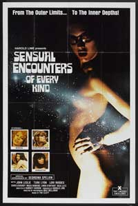 Sensual Encounters of Every Kind - 27 x 40 Movie Poster - Style A