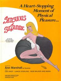 Sensuous Suzanne - 11 x 17 Movie Poster - Style A