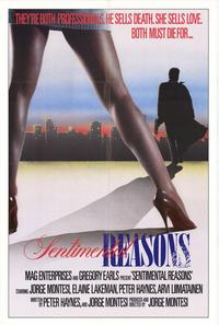 Sentimental Reasons - 11 x 17 Movie Poster - Style A