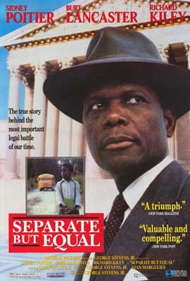 Separate but Equal - 11 x 17 Movie Poster - Style A