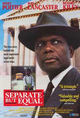 Separate but Equal - 27 x 40 Movie Poster - Style A
