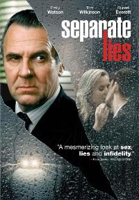 Separate Lies - 27 x 40 Movie Poster - Style B