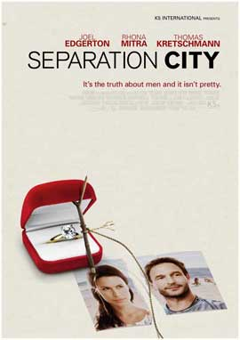 Separation City - 27 x 40 Movie Poster - Style A