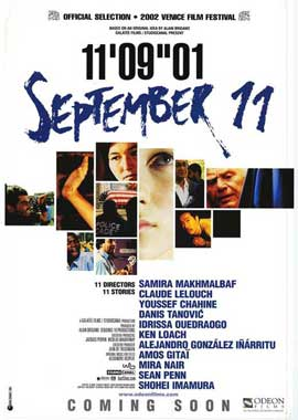 September 11 - 11 x 17 Movie Poster - Style A