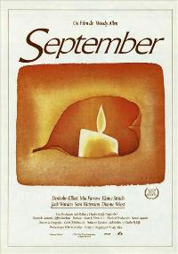 September - 11 x 17 Movie Poster - Spanish Style A