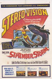 September Storm - 11 x 17 Movie Poster - Style A