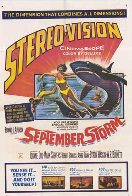 September Storm - 27 x 40 Movie Poster - Style A
