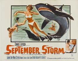 September Storm - 11 x 14 Movie Poster - Style J