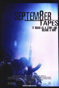 September Tapes - 11 x 17 Movie Poster - Style A