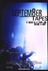 September Tapes - 43 x 62 Movie Poster - Bus Shelter Style A