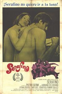 Serafino - 11 x 17 Movie Poster - Spanish Style A