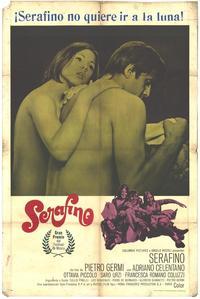 Serafino - 27 x 40 Movie Poster - Spanish Style A