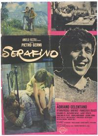 Serafino - 27 x 40 Movie Poster - Italian Style C