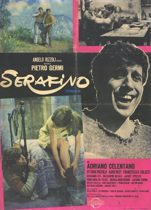 Serafino movie