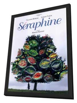 Seraphine - 11 x 17 Movie Poster - Style A - in Deluxe Wood Frame