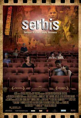 Serbis - 11 x 17 Movie Poster - Style A
